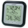 Weather forecast station monitor