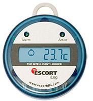 Escort temperature data logger