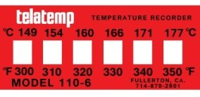 temperature-indicator-label-strip