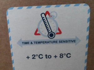 Temperature qualification
