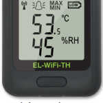 WiFi-temperature-data-logger