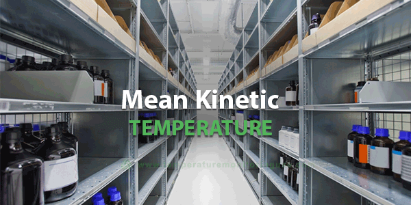 How to calculate Mean Kinetic Temperature value (MKT) in Excel |