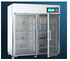 temperature qualification of freezer and refrigerator