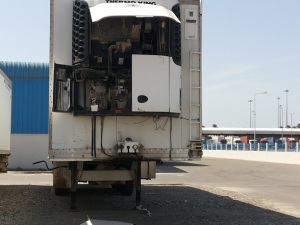 temperature qualification of reefer truck