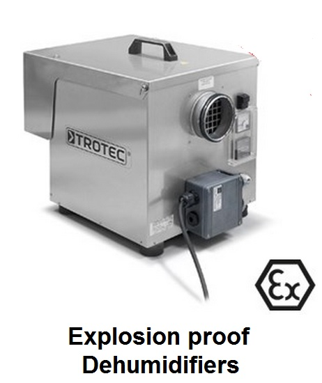 explosion-proof-dehumidifiers