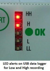 LED-alerts-of-USB-datalogger