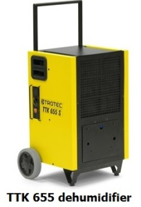 TTK655-condensation-dehumidifier