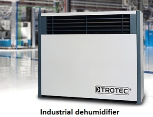 condensation-type-industrial-dehumidifier