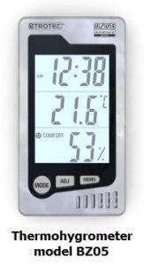 Indoor-Thermo-hygrometer-BZ05