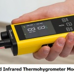 handheld-Infrared-Thermohygrometer-model-T260