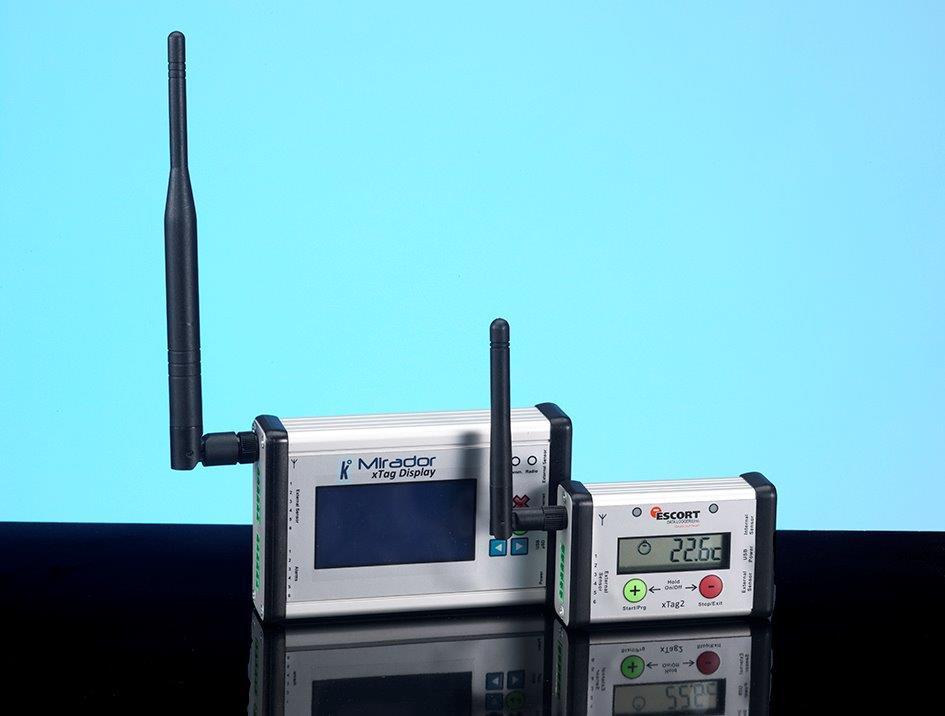 Wireless Temperature Monitoring