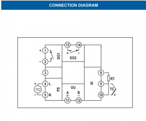 temperature-controller-connection-diagram