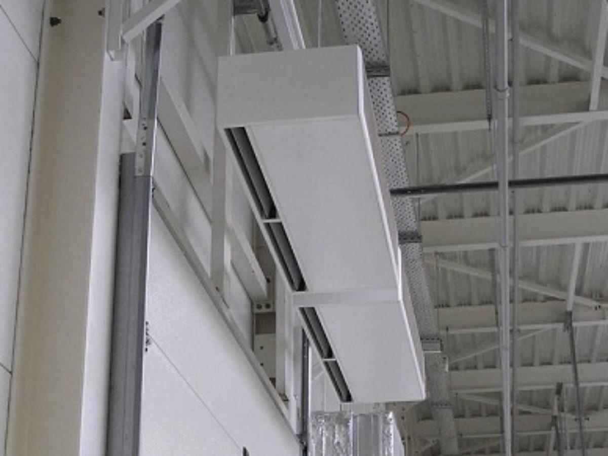 Top 5 Reasons Why You Need An Air Curtain