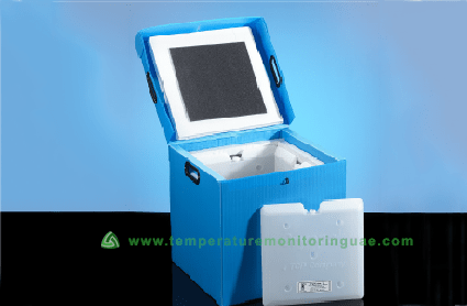 Temperature Monitoring of Cooler Box