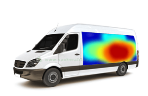 van temperature mapping study guidelines