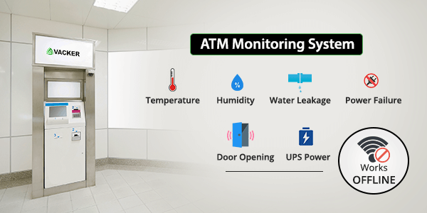 ATM Monitoring System