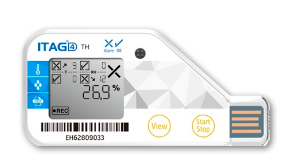 single-use-disposable-Temperature-humidity-logger